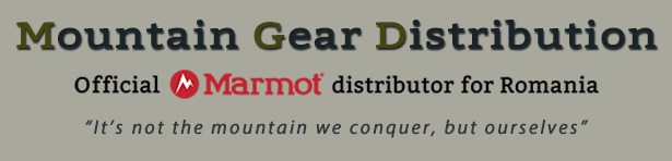 Mountain Gear Distribution. Official Marmot distributor for Romania